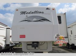 Used 2006  McKenzie Medallion 37RLT by McKenzie from Campbell RV in Sarasota, FL
