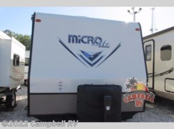 Used 2017  Forest River Flagstaff Micro Lite 23FBKS by Forest River from Campbell RV in Sarasota, FL