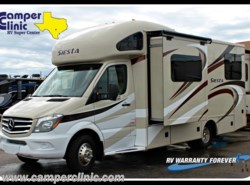 New 2017  Thor Motor Coach Siesta Sprinter 24SR by Thor Motor Coach from Camper Clinic, Inc. in Rockport, TX