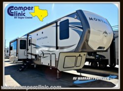 New 2017  Keystone Montana 3721RL by Keystone from Camper Clinic, Inc. in Rockport, TX