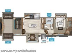 New 2018  Grand Design Solitude 375RES by Grand Design from Camper Clinic, Inc. in Rockport, TX
