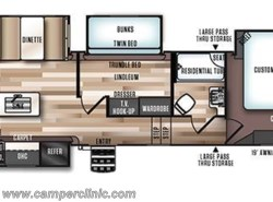 New 2018  Forest River  HEMISPHERE 368RLBHK by Forest River from Camper Clinic, Inc. in Rockport, TX