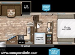 New 2018  Grand Design Reflection 230RL by Grand Design from Camper Clinic, Inc. in Rockport, TX