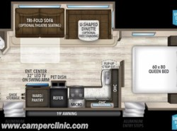 New 2018  Grand Design Imagine 2800BH by Grand Design from Camper Clinic, Inc. in Rockport, TX