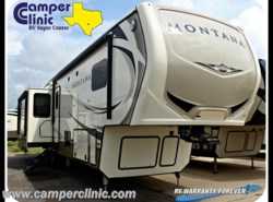New 2018  Keystone Montana 3721RL by Keystone from Camper Clinic, Inc. in Rockport, TX