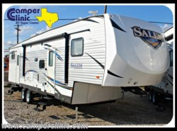 New 2017  Forest River Salem F33BHOK by Forest River from Camper Clinic, Inc. in Rockport, TX