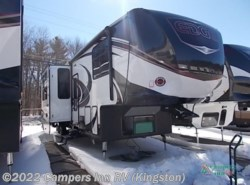 New 2017  Heartland RV Edge 351 JM by Heartland RV from Campers Inn RV in Kingston, NH