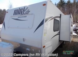 Used 2014  Rockwood  Rockwood Mini Lite 2502KS by Rockwood from Campers Inn RV in Kingston, NH