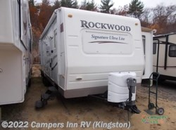 Used 2010  Forest River Rockwood Signature Ultra Lite 8319SS by Forest River from Campers Inn RV in Kingston, NH