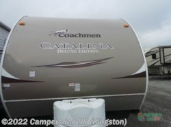 Used 2012  Coachmen Catalina 32BHDS by Coachmen from Campers Inn RV in Kingston, NH