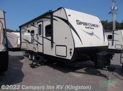 New 2018  K-Z Sportsmen LE 231BHLE by K-Z from Campers Inn RV in Kingston, NH