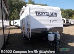Used 2017  Travel Lite  Travel lite E16TH by Travel Lite from Campers Inn RV in Kingston, NH