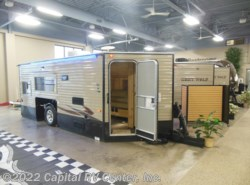 New 2016  Forest River Grey Wolf 16GR by Forest River from Capital RV Center, Inc. in Minot, ND