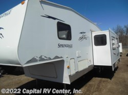 Used 2009  Keystone Springdale 280FWIK-SSR by Keystone from Capital RV Center, Inc. in Minot, ND