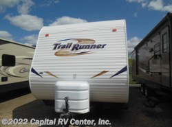 Used 2011  Heartland RV Trail Runner NC 26 RLSS