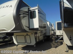 New 2017  Keystone Montana 3790RD by Keystone from Capital RV Center, Inc. in Minot, ND