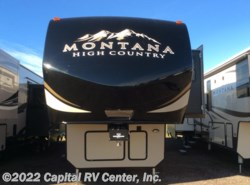 New 2017  Keystone Montana High Country 358BH by Keystone from Capital RV Center, Inc. in Minot, ND