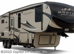 New 2017  Keystone Montana High Country 305RL by Keystone from Capital RV Center, Inc. in Minot, ND