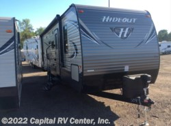 New 2018  Keystone Hideout 28BHS by Keystone from Capital RV Center, Inc. in Minot, ND