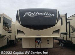 New 2018  Grand Design Reflection 337RLS by Grand Design from Capital RV Center, Inc. in Minot, ND