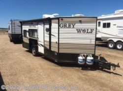 Used 2015  Forest River Grey Wolf 17MP by Forest River from Capital RV Center, Inc. in Minot, ND