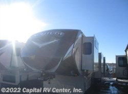New 2016  Grand Design Solitude 375RE by Grand Design from Capital RV Center, Inc. in Bismarck, ND