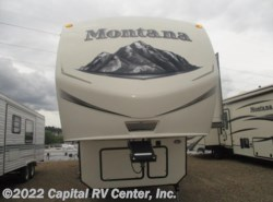 Used 2015 Keystone Montana 3725RL available in Minot, North Dakota