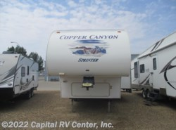 Used 2006  Keystone Copper Canyon 252 by Keystone from Capital RV Center, Inc. in Bismarck, ND