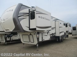 New 2018  Keystone Montana High Country 379RD by Keystone from Capital RV Center, Inc. in Bismarck, ND
