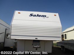 Used 2003  Forest River Salem LE 27RLSS by Forest River from Capital RV Center, Inc. in Bismarck, ND