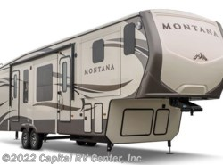 New 2018  Keystone Montana 3730FL by Keystone from Capital RV Center, Inc. in Bismarck, ND