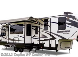 New 2018  Grand Design Momentum 395M by Grand Design from Capital RV Center, Inc. in Bismarck, ND