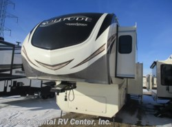 New 2018  Grand Design Solitude 377MBS by Grand Design from Capital RV Center, Inc. in Bismarck, ND