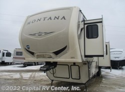 New 2019 Keystone Montana 3700LK available in Minot, North Dakota