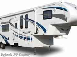 Used 2013  Heartland RV Cyclone CY 3800 by Heartland RV from Dylans RV Center in Sewell, NJ
