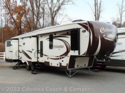 Used 2015 Palomino Columbus Fifth Wheels 385BH available in Claremont, North Carolina