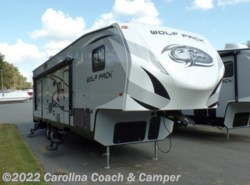 New 2017  Forest River Cherokee Wolf Pack 285PACK13 by Forest River from Carolina Coach & Marine in Claremont, NC