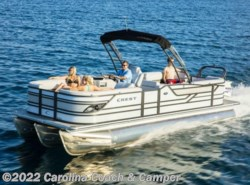 New 2017  Miscellaneous  Crest Classic 230 SLR2  by Miscellaneous from Carolina Coach & Marine in Claremont, NC