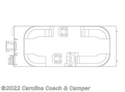 New 2017  Miscellaneous  Crest 220 SLC  by Miscellaneous from Carolina Coach & Marine in Claremont, NC