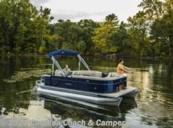 New 2017  Miscellaneous  Crest Pontoons I 220 Fish C4  by Miscellaneous from Carolina Coach & Marine in Claremont, NC