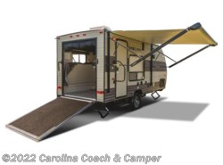 New 2018  Forest River Cherokee Wolf Pup 17RP by Forest River from Carolina Coach & Marine in Claremont, NC