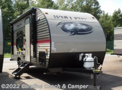 New 2018  Forest River Cherokee Wolf Pup 16FQ by Forest River from Carolina Coach & Marine in Claremont, NC