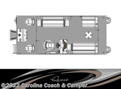 New 2018  Miscellaneous  Apex Marine 818 CTR Fishtail  by Miscellaneous from Carolina Coach & Marine in Claremont, NC