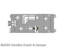 New 2018  Miscellaneous  Apex Marine 818 VX Fish  by Miscellaneous from Carolina Coach & Marine in Claremont, NC