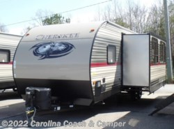 New 2018  Forest River Cherokee 274DBH by Forest River from Carolina Coach & Marine in Claremont, NC