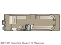 New 2018  Miscellaneous  Crest II 230 SLS  by Miscellaneous from Carolina Coach & Marine in Claremont, NC