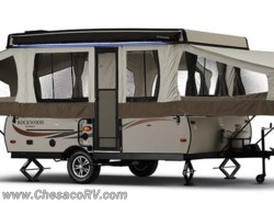 New 2017  Forest River Rockwood Freedom 1940LTD by Forest River from Chesaco RV in Joppa, MD