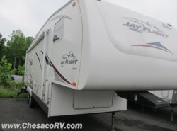Used 2006  Jayco Jay Flight M-27.5 RLS by Jayco from Chesaco RV in Joppa, MD