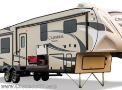 New 2018  Coachmen Chaparral 370FL by Coachmen from Chesaco RV in Joppa, MD