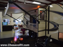 New 2018  Keystone Bullet CROSSFIRE 2070BH by Keystone from Chesaco RV in Joppa, MD